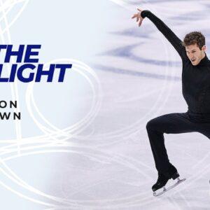 In the Spotlight: Jason Brown (USA) | #FigureSkating