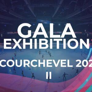 LIVE 🔴 | Exhibition Gala | Courchevel  2 - 2021