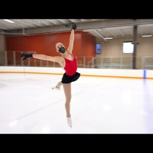 """Maryn Pierce """"Catch Me If You Can"""" (First Look - Free Skate Program 2021-22)"""