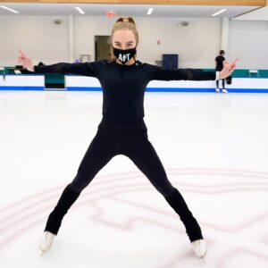On Ice Improv with Kjerstyn Hall to 'Homemade Dynamite' - Lorde & SZA