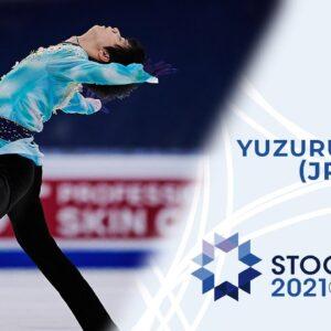 Yuzuru Hanyu (JPN) | Men's Free Skating | ISU Figure Skating World Championships