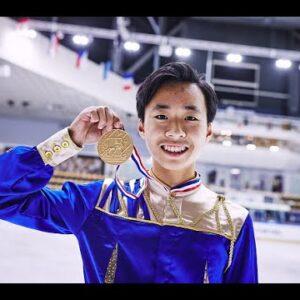 Winner's Interview | Wesley Chiu (CAN) | #JGPFigure