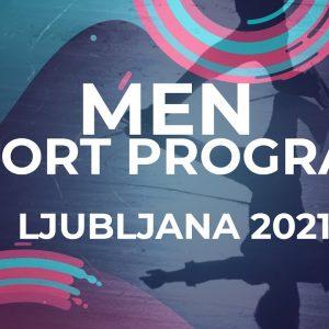 Luca FUENFER GER | MEN SHORT PROGRAM | Ljubljana Week 5 #JGPFigure