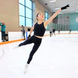 'Moonlight Sonata', Audrey Shin's 2021-22 Senior Free Skate @YundiVEVO