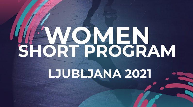 Alexandra Michaela FILCOVA SVK | WOMEN SHORT PROGRAM | Ljubljana Week 5 #JGPFigure