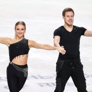 sinitsina and katsalapov were grateful to the people who write the rules finally they made it possible to skate to any music