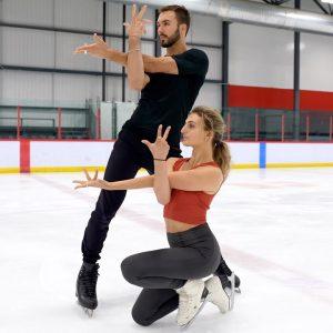 "Gabriella PAPADAKIS & Guillaume CIZERON - @John Legend ""Made For Love"", 2021-22 Rhythm Dance Reveal"