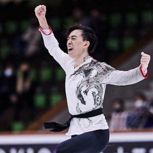 usas vincent zhou reigns at nebelhorn trophy