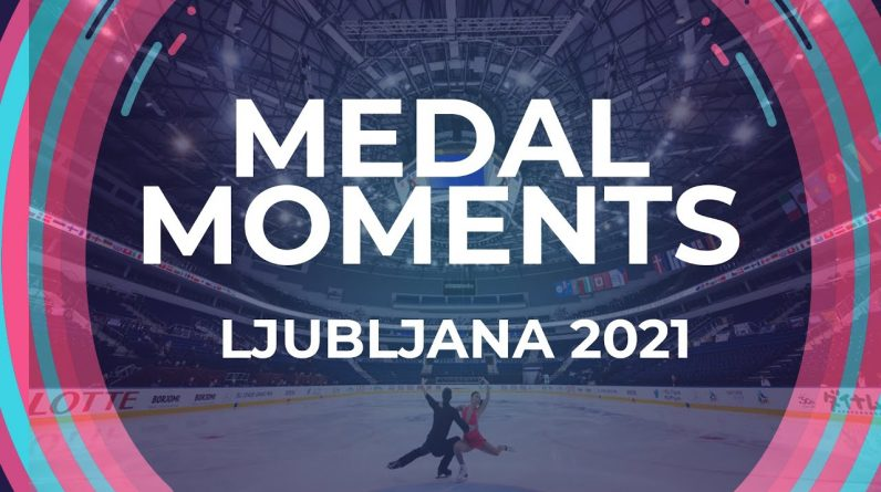 Victory Ceremony | Women | Ljubljana Week 5 #JGPFigure