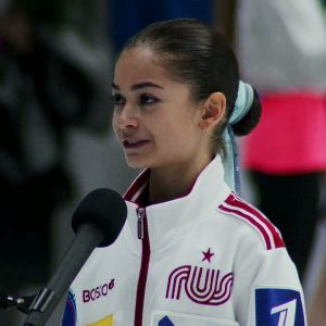 Winner Interview | Women | Adeliia Petrosian  RUS | Ljubljana  #JGPFigure