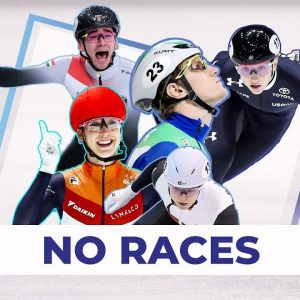 Episode 1: Life with no races | This is #UpAgain: A Short Track Skating documentary