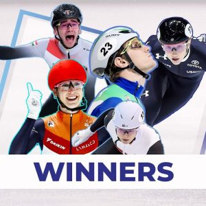 Episode 4: We are all winners | This is #UpAgain: A Short Track Skating documentary