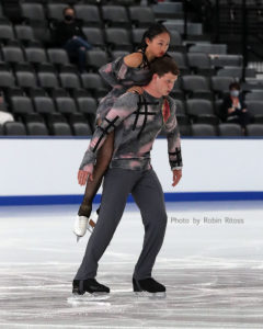 audrey lu and misha mitrofanov rising stars in u s pairs skating
