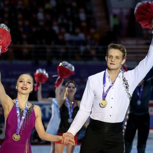 boikova and kozlovskii high class athletes should be able to perform anywhere in the world in any climatic and time zones