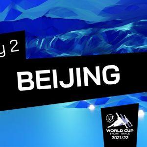 Day 2 (1st session)   ISU World Cup Short Track   Beijing   #ShortTrackSkating