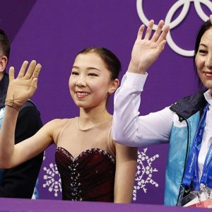 elizabet tursynbaevas mother representing not a skating country on the world stage its hell no judges no technical controllers no behind the scenes support at a