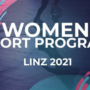 Emily SAARI AUT | WOMEN SHORT PROGRAM | Linz 2021 #JGPFigure