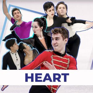 Episode 1: Heart | This is #UpAgain: A Figure Skating documentary