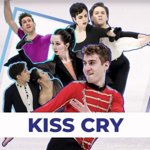 Episode 4: Kiss. Cry. | This is #UpAgain: A Figure Skating documentary