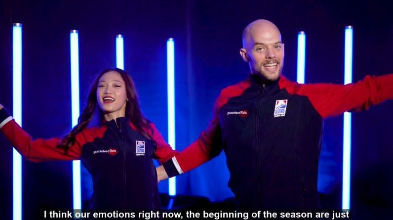 Fresh Faces: Chelsea Liu and Danny O'Shea