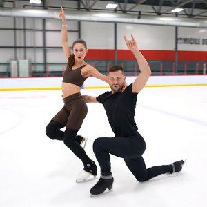 Lilah FEAR / Lewis GIBSON @KISS 2021-22 Rhythm Dance (Teaser)