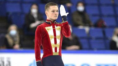 mikhail kolyada nutcracker is a very winter program and we have a winter kind of sport