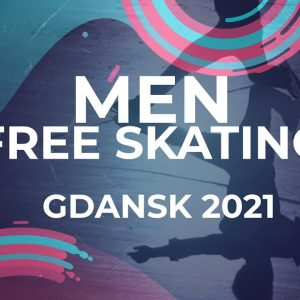 Mikhail SHAIDOROV KAZ | MEN FREE SKATING | Gdansk 2021 #JGPFigure
