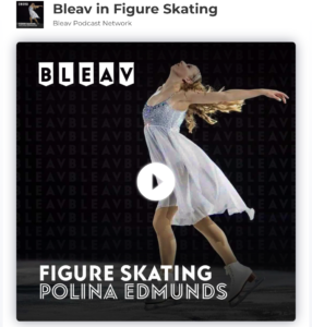 on the air 2014 olympian polina edmunds gets the skaters perspective with podcast