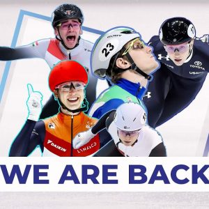Episode 3: We are back | This is #UpAgain: A Short Track Skating documentary