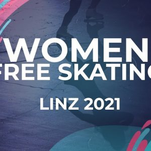 Weronika FERLIN POL | WOMEN FREE SKATING | Linz 2021 #JGPFigure